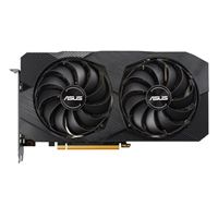 ASUS Dual Radeon RX 5500 XT Overclocked Dual-Fan 4GB GDDR6 PCIe 4.0 Graphics Card