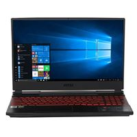 "MSI GL65 Leopard 10SDR-221 15.6"" Gaming Laptop Computer - Black"
