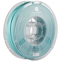 Polymaker 1.75mm Teal PolyMax PLA 3D Printer Filament - 0.75kg Spool (1.6 lbs)