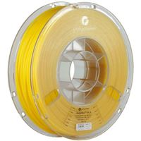 Polymaker 1.75mm Yellow PolyMax PLA 3D Printer Filament - 0.75kg Spool (1.6 lbs)
