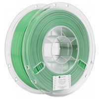Polymaker 1.75mm Green PolyLite PETG 3D Printer Filament - 1kg Spool (2.2 lbs)