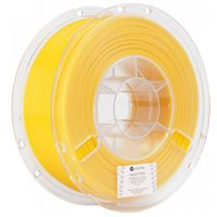 Polymaker 1.75mm Yellow PolyLite PETG 3D Printer Filament - 1kg Spool (2.2 lbs)
