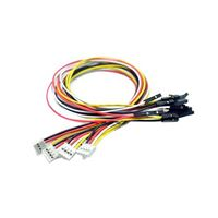 Seeed Studio 4 pin Female Jumper to Grove 4 pin Conversion Cable - 5 Pack