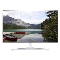 "Acer ED322Q Awmidx 31.5"" Full HD 75Hz HDMI DVI-D VGA FreeSync Curved Screen LED Monitor"