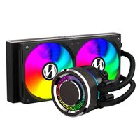 Lian Li Galahad 240mm RGB Water Cooling Kit - Black