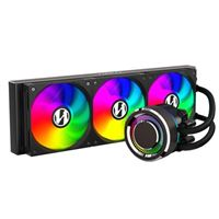 Lian Li Galahad 360mm RGB Water Cooling Kit - Black