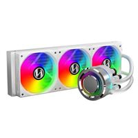 Lian Li Galahad 360mm RGB Water Cooling Kit - White