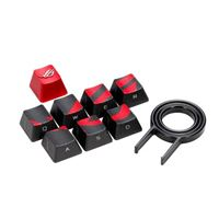 ASUS ROG Gaming Keycap Set Compatible with Cherry MX Switches