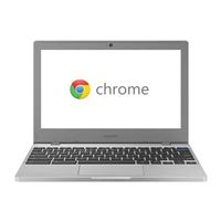 "Samsung Chromebook 4 11.6"" Laptop Computer - Silver"