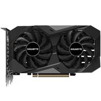 Gigabyte Windforce GeForce GTX 1650 Overclocked Dual-Fan 4GB GDDR6 PCIe 3.0 Graphics Card