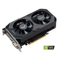 ASUS TUF Gaming GeForce GTX 1650 Overclocked Dual-Fan 4GB GDDR5 PCIe Graphics Card