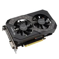 ASUS TUF Gaming GeForce GTX 1650 Super Dual-Fan 4GB GDDR6 PCIe Graphics Card