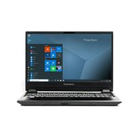 "PowerSpec 1530 15.6"" Gaming Laptop Computer - Black"