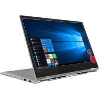 "Lenovo Yoga 730-15IKB 15.6"" 2-in-1 Laptop Computer Refurbished - Silver"