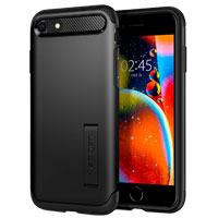 Spigen Slim Armor Designed for Apple iPhone SE/ 7/ 8 - Black