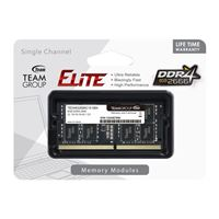 TeamGroup Elite 8GB DDR4-2666 (PC4-21300) CL19 SO-DIMM Laptop Memory Module