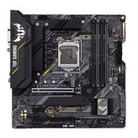 ASUS B460M-PLUS TUF GAMING (WiFi) Intel LGA 1200 mATX Motherboard