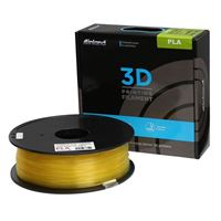 eSun 1.75mm Glass Yellow PLA 3D Printer Filament - 1kg Spool (2.2 lbs)