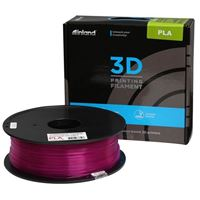 eSun 1.75mm Glass Purple PLA 3D Printer Filament - 1kg Spool (2.2 lbs)