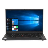 "Lenovo ThinkPad X1 Carbon Gen 7 14"" Laptop Computer Refurbished - Black"