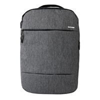 "InCase City Collection Compact Backpack for MacBook Pro 15"" - Heather Black/Gunmetal Gray"