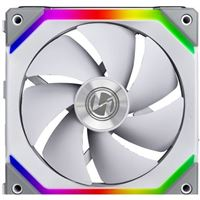 Lian Li UNI FAN SL120 Fluid Dynamic Bearing 120mm Case Fan - White