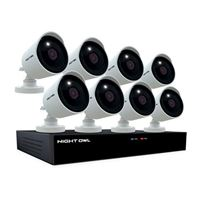 Night Owl Security DVR & Camera Kit