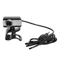 Vivitar VWC103-BLK Digital Webcam - Black