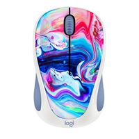 Logitech Design Collection Wireless Optical Mouse - Cosmic Play
