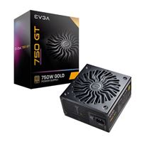 EVGA SuperNOVA 750 GT 750 Watt 80 Plus Gold ATX Fully Modular Power Supply