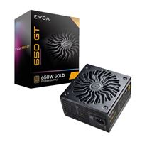 EVGA SuperNOVA 650 GT 650 Watt 80 Plus Gold ATX Fully Modular Power Supply