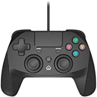 Snakebyte PS4 Game Pad 4 S Wired - Black