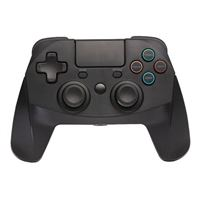 Snakebyte Game Pad 4 S Wireless for PS4 - Black