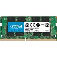 Crucial 32GB DDR4-2666 PC4-21300 CL19 SO-DIMM Memory Module