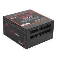 Redragon GC-PS003 600 Watt 80 Plus Bronze ATX Fully Modular Power Supply