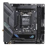 ASUS H470 ROG STRIX GAMING Intel LGA 1200 Mini-ITX Motherboard