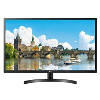 "LG 32MN500M-B 31.5"" Full HD 75Hz HDMI FreeSync Smart Energy Saving IPS LED Monitor"