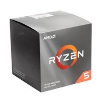 AMD Ryzen 5 3600XT Matisse 3.8GHz 6-Core AM4 Boxed Processor with Wraith Spire Cooler