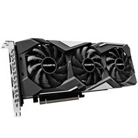 Gigabyte Radeon RX 5600 XT GAMING Overclocked Triple-Fan 6GB GDDR6 PCIe 4.0 Graphics Cards