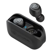 JLab Go Air True Wireless In-Ear Headphones - Black