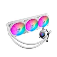 ASUS ROG Strix LC 360mm RGB Water Cooling Kit - White