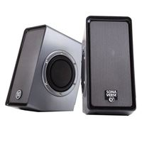 Accessory Power GOgroove SonaVERSE O2 USB Multimedia Stereo Speaker