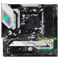 ASRock B550M Steel Legend AMD AM4 mATX Motherboard