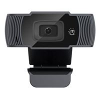 Manhattan 1080p USB Webcam w/ Integrated Microphone