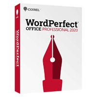 Corel WordPerfect Office 2020 Professional Upgrade