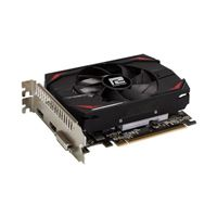 PowerColor Radeon RX 550 Single-Fan 2GB GDDR5 PCIe 3.0 Graphics Card
