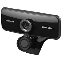 Creative Labs Creative Live! Cam Sync 1080p Full HD Wide-angle Webcam with Dual Built-in Mic