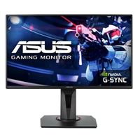 "ASUS VG258QR 24.5"" Full HD 165Hz HDMI DP DVI-D FreeSync G-Sync Compatible Eye Care LED Gaming Monitor"