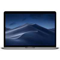 "Apple MacBook Pro with Touch Bar MV962LL/A 2019 13.3"" Laptop Computer Refurbished - Space Gray"