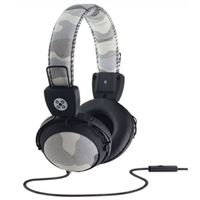 Moki International Headphones - Gray Camo